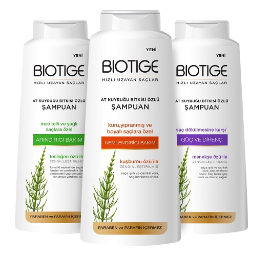 Biotige Şampuan Kullananlar - Fiyatı