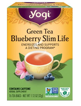 yogi green tea blueberry slim life Çayı Kullananlar
